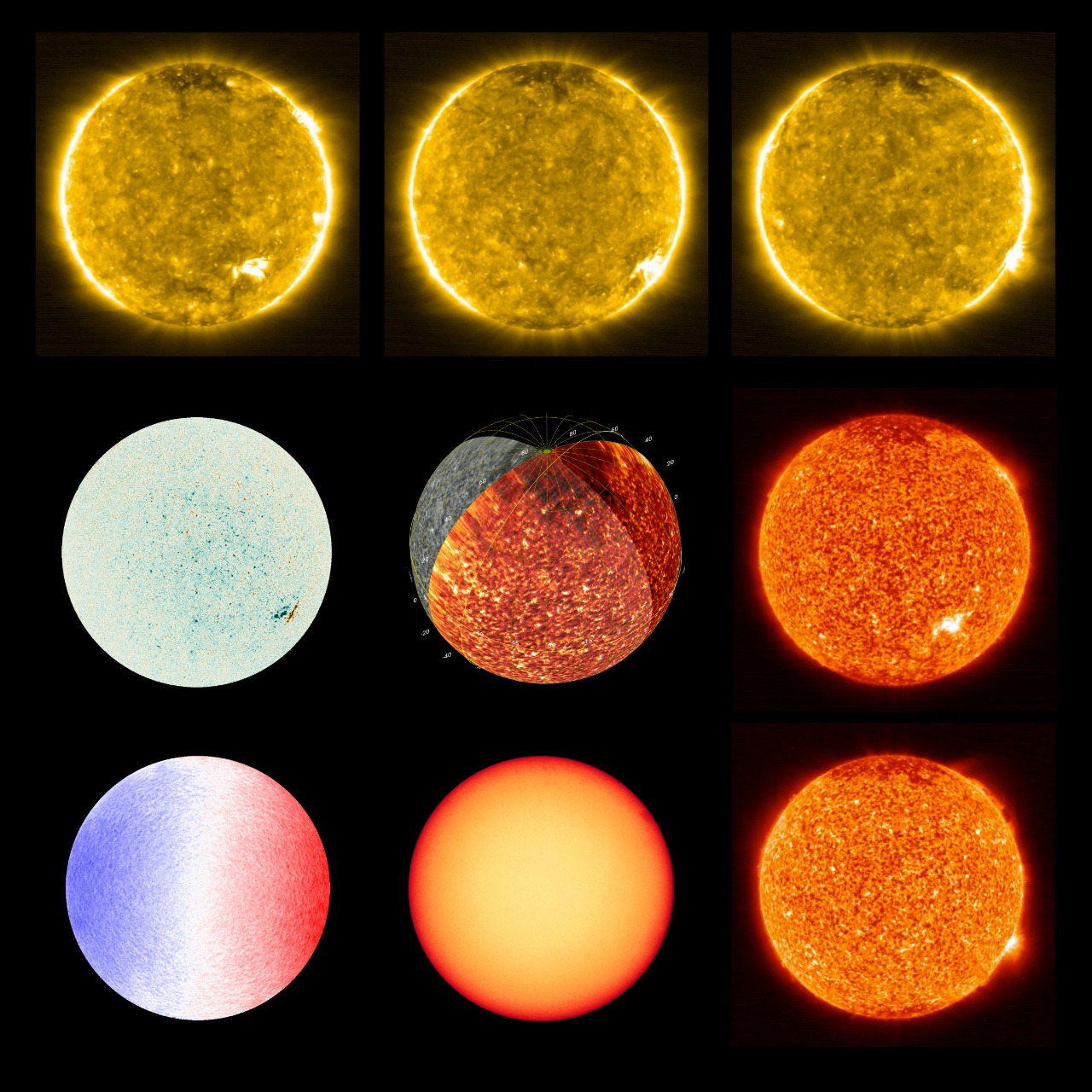 Spacecraft snaps closest images of sun