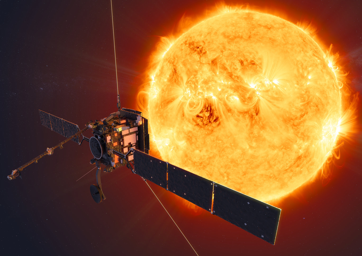 Solar Orbiter mission shares closest ever images of the sun