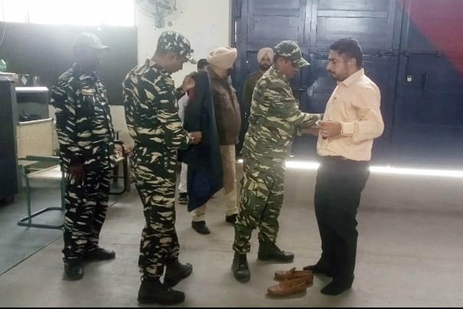 Central Jail gets CRPF security
