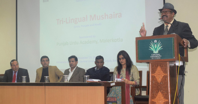 Eminent poets enthral audience