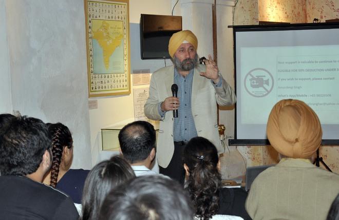 Film on Guru Nanak's spiritual journey likely next year