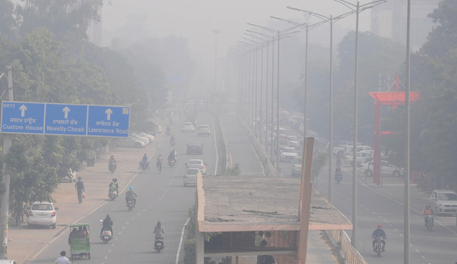 Road infra, drivers' negligence lead to accidents during fog