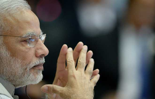 PM tweets message to Assam, Cong says internet shut, who will read