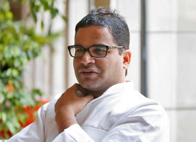 Prashant Kishor to help AAP with Delhi elections