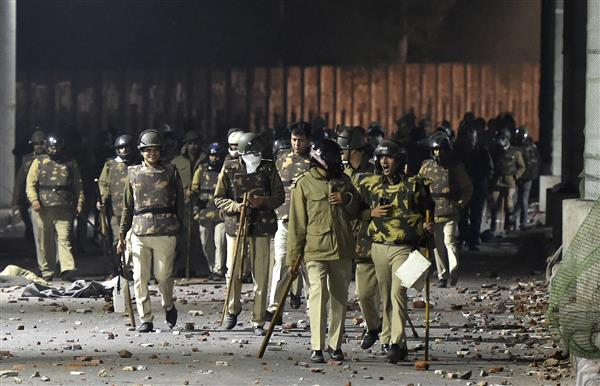 Police entered campus without permission: Jamia VC