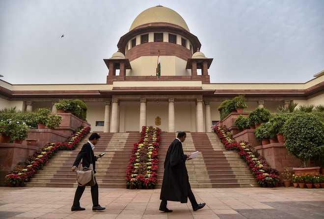 SC dismisses pleas seeking review of November 9 Ayodhya case verdict