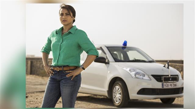 Movie Review - Mardaani 2: Routine cop-criminal mechanics