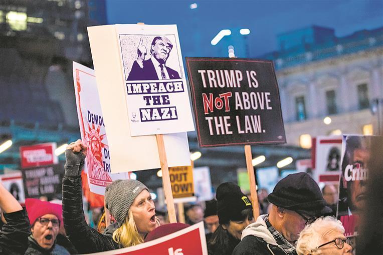 Impeachment violates constitutional history