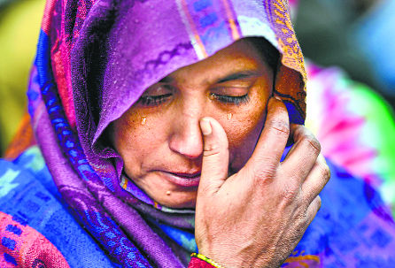 Catastrophe waiting to happen: NHRC on fire