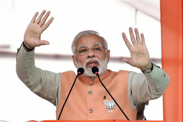 Congress, allies raising storm over Citizenship Act: PM Modi in Jharkhand