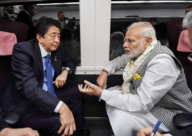 Modi-Abe summit put off in view of widespread protests in Guwahati over citizenship law