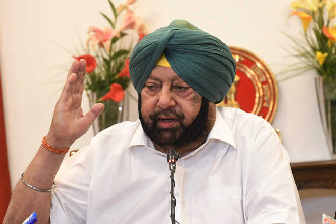 Unconstitutional, divisive CAB will not be implemented in Punjab: Amarinder