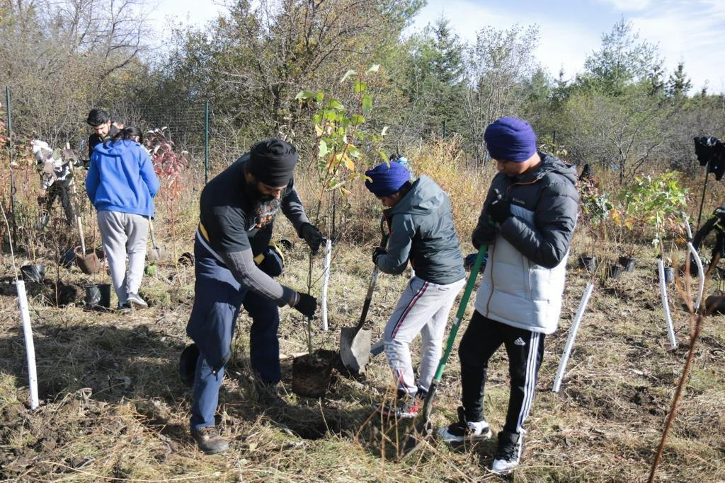 Sikh-American pledge to plant forests in Punjab to combat climate change