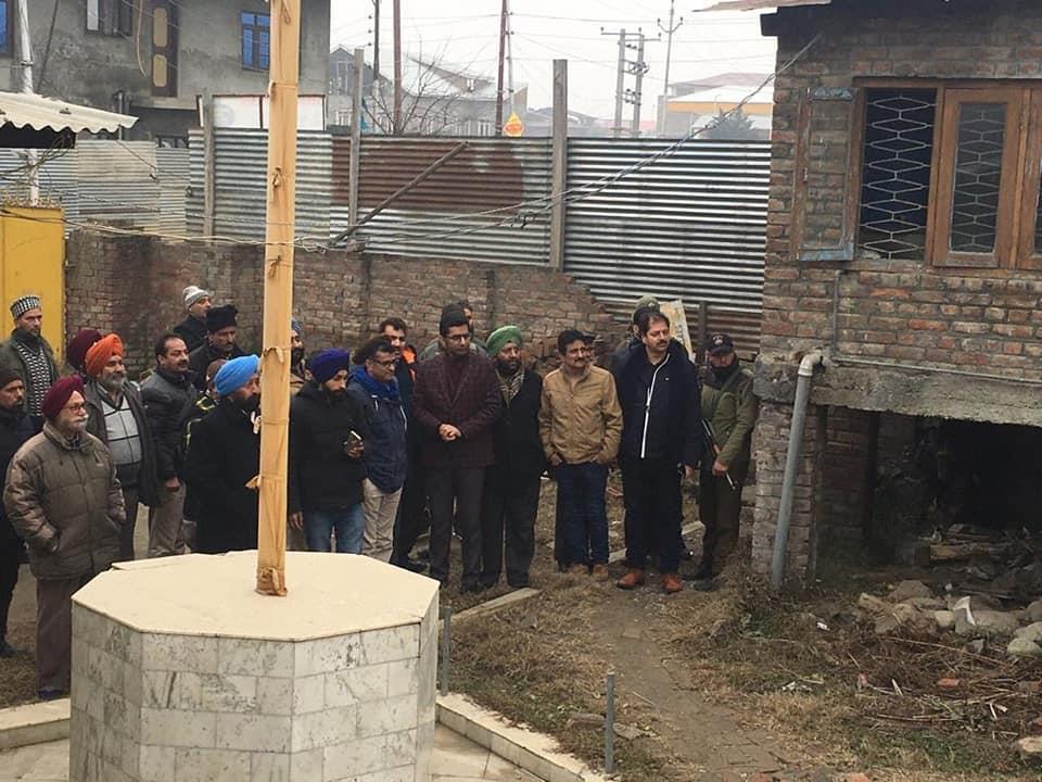 Sikhs in Kashmir agree to demolish gurdwara to make way for national highway