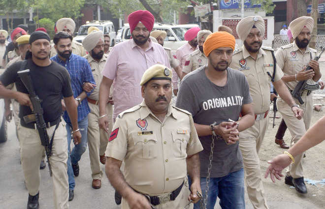 Punjab gangster Jaggu Bhagwanpuria approaches court, says he may be killed in 'fake encounter'