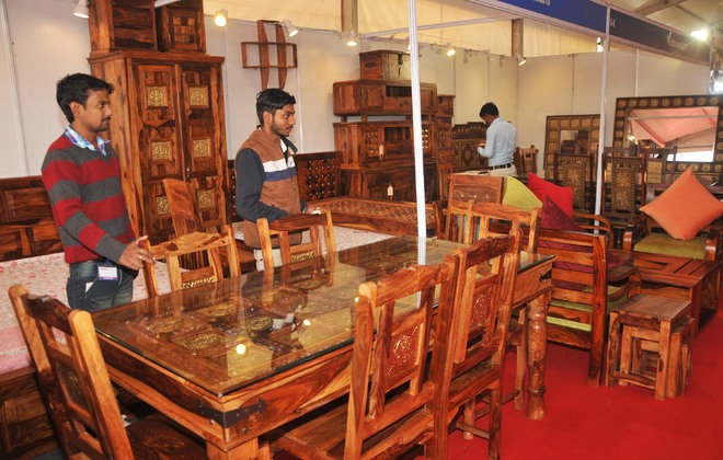 Shoppers spoilt for choice at 5-day Punjab trade expo