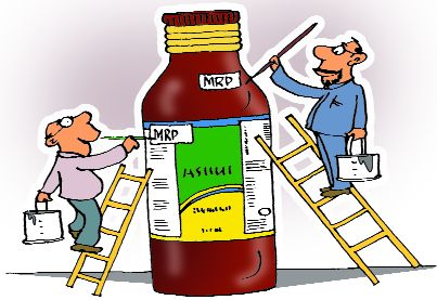 Pharma firms averse to capping margins