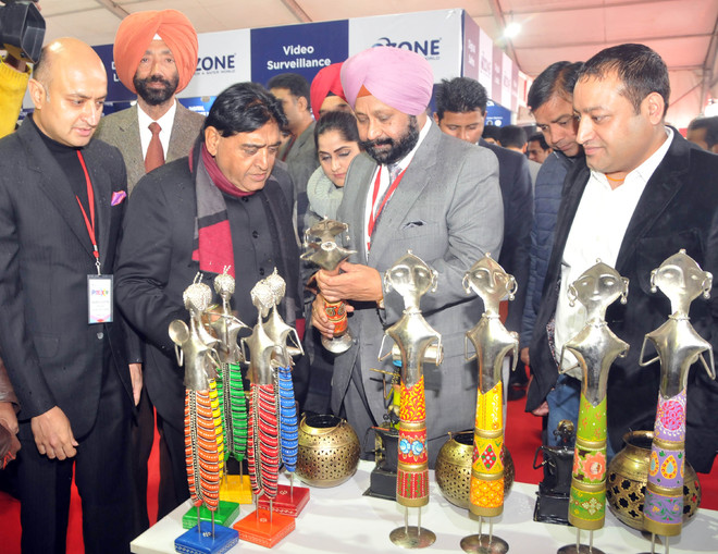14th Punjab International trade expo opens in city