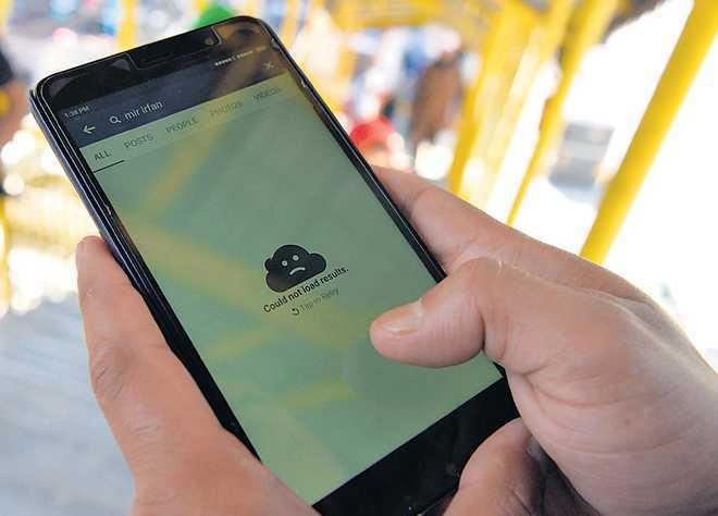 Despite govt order, internet services yet to resume in Jammu region