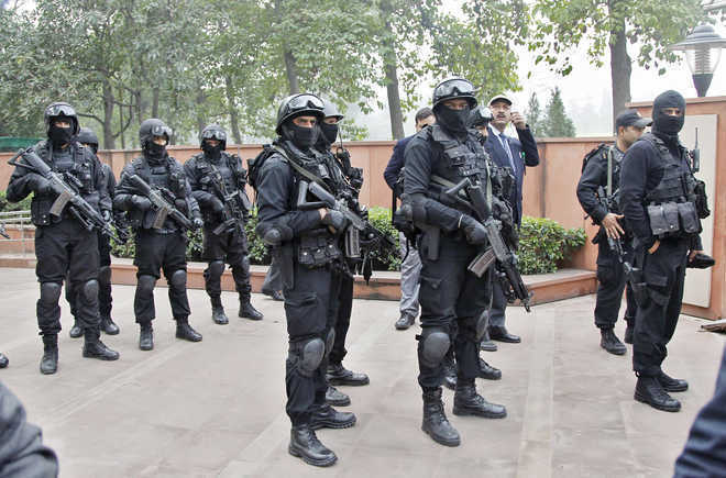 Nod to NSG centre at Pathankot, search for land on