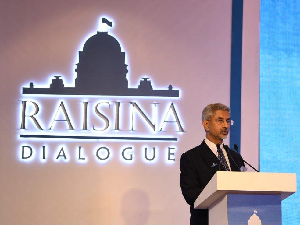 India's way not to be disruptive; it is decider rather than abstainer: Jaishankar