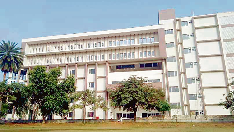 Rs 35-cr building at GMC yet to open