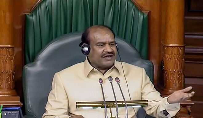 LS Speaker terms 'inappropriate' European Parliament's anti-CAA resolutions