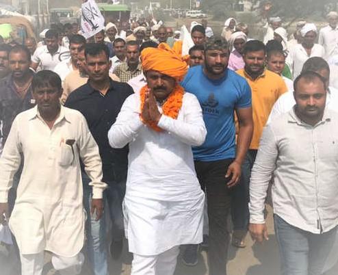 Meham MLA Kundu alleges Rs 3,300-crore 'scam' in sugar mills, blames BJP leader