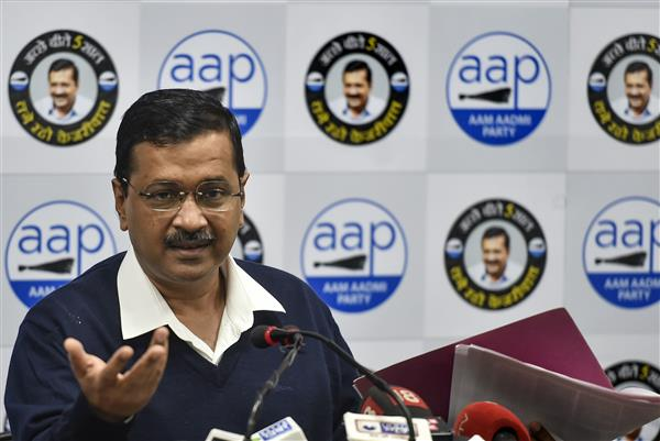 Delhi polls: AAP names all 70 candidates, drops 15 sitting MLAs