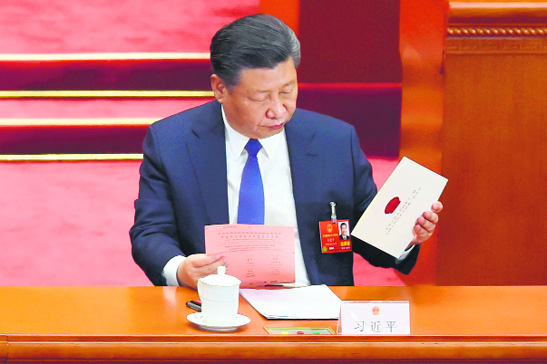 More trouble brews for Xi