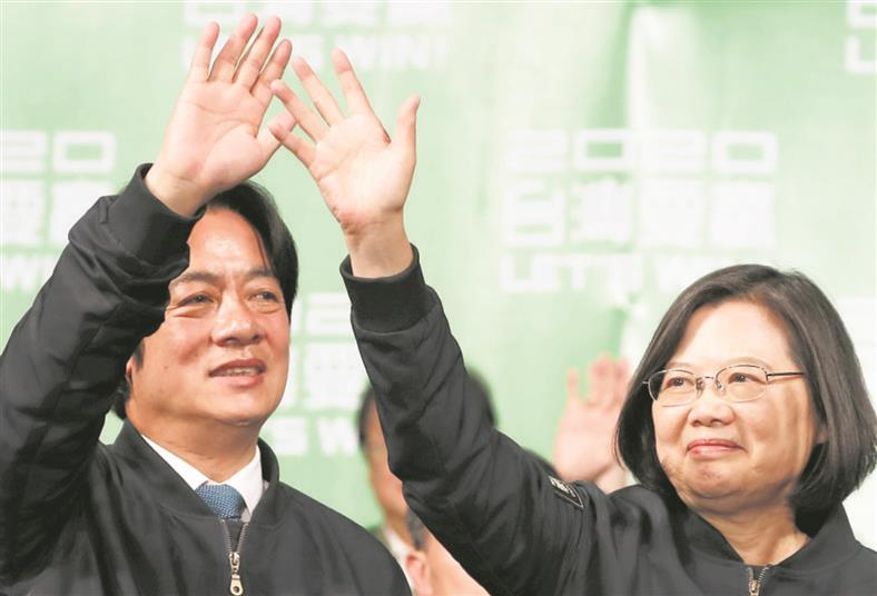 What Tsai win means to China