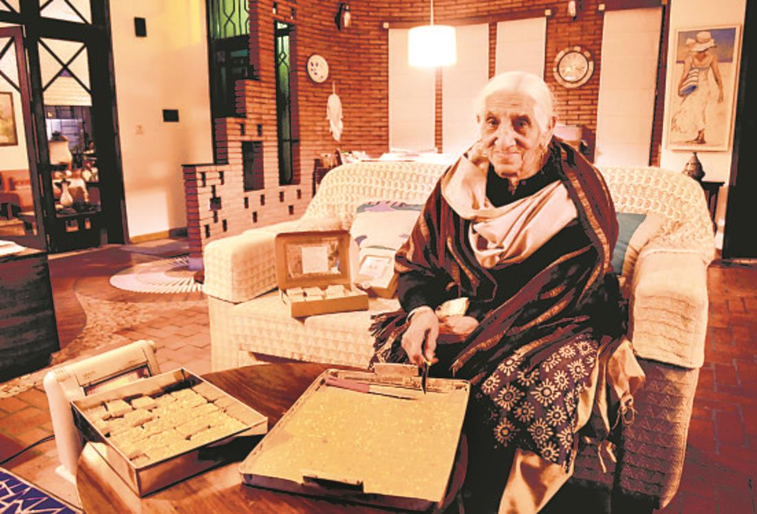 Chandigarh nonagenarian's start-up makes national waves