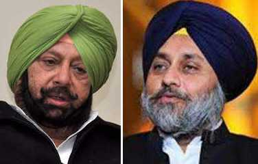 Capt sends Sukhbir copy of 'Mein Kampf', says read it to know CAA implications