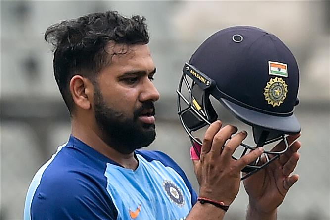 Rohit Sharma named ICC's '2019 ODI Cricketer of the Year'
