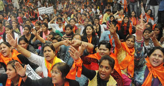 Student movement: For BJP, it's all politics