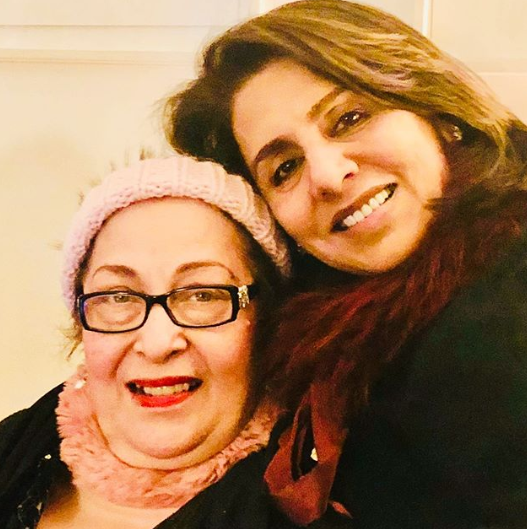 Raj Kapoor's daughter Ritu Nanda dies of cancer at 71