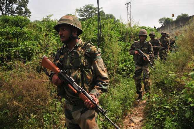 Two militants killed in Awantipora encounter