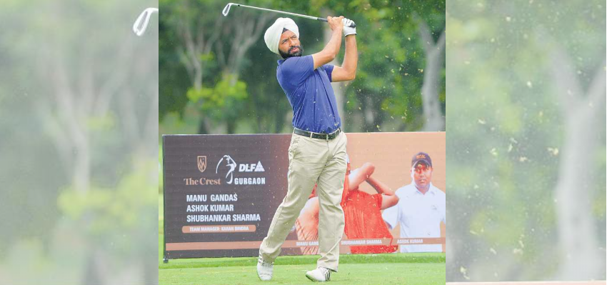 Chandigarh Police book international golfer Sujjan Singh for 'domestic violence'