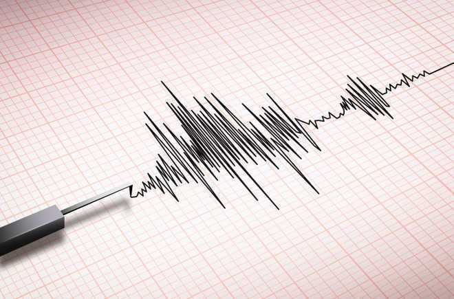 3.4 magnitude quake hits Himachal's Kangra district