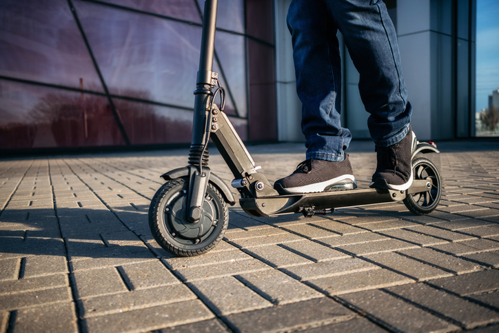 E-scooters can be hacked to eavesdrop on riders: Study