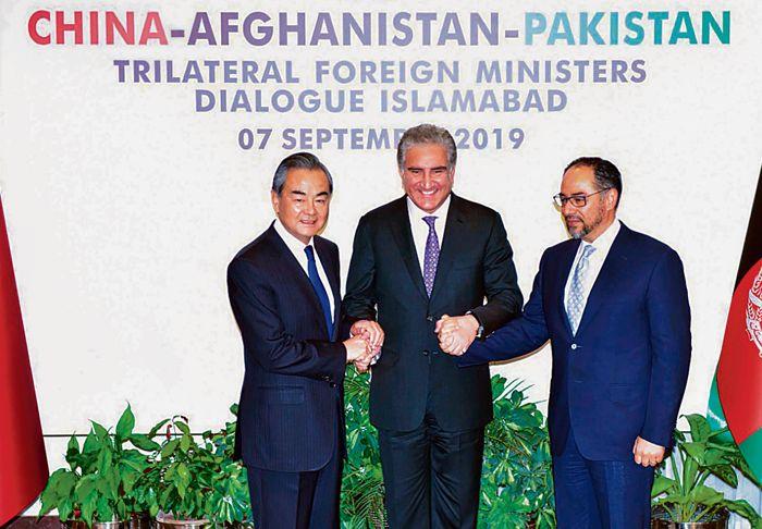 China's multilateral diplomacy in full swing