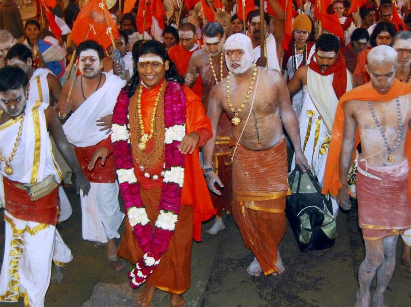 Interpol issues Blue Corner Notice against self-styled godman Nithyananda