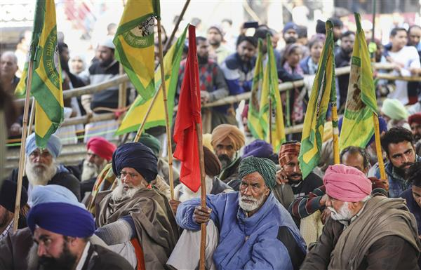 Sikhs from Punjab join as anti-CAA, NRC stir at Shaheen Bagh enters second  month : The Tribune India
