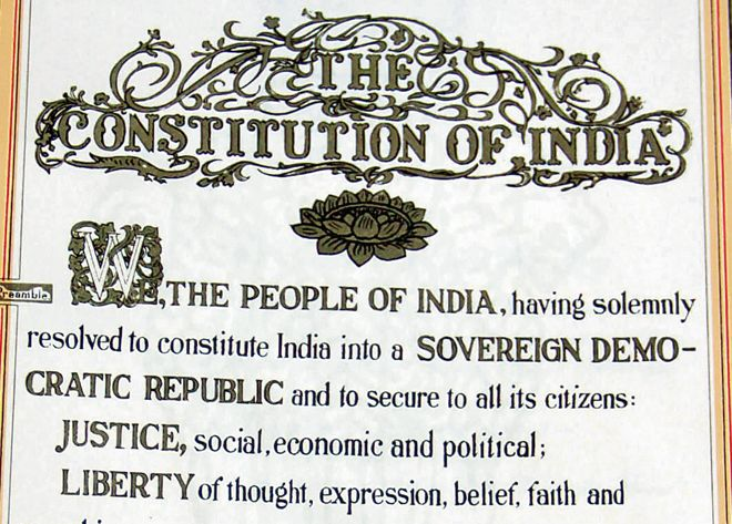 The new India is not scared of the govt