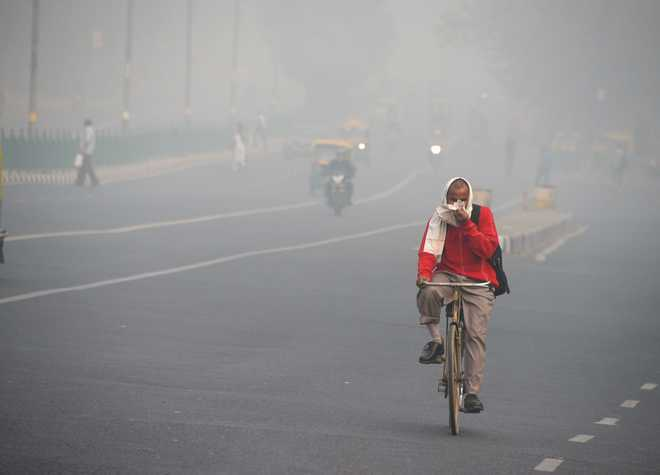 5 flights diverted, 22 trains delayed as fog envelops Delhi