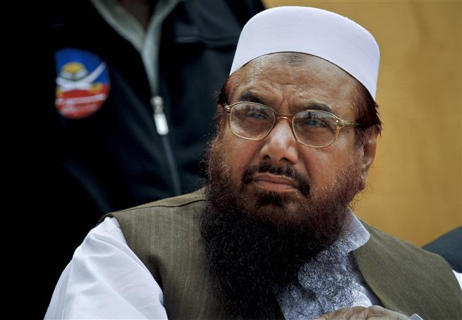 Mumbai attack mastermind Hafiz Saeed pleads not guilty in terror financing cases