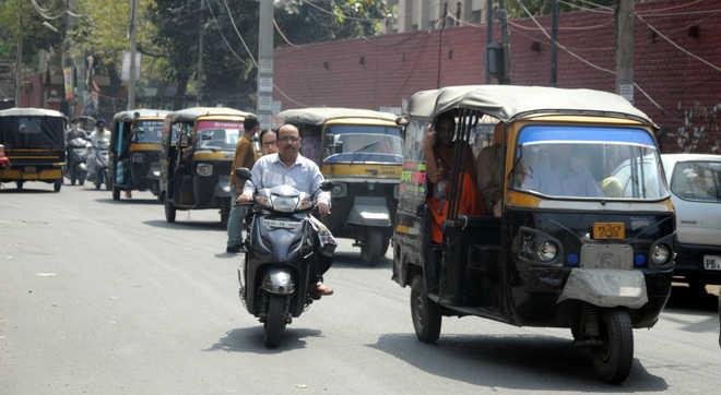 Punjab bans 15-year old diesel-run 3-wheelers