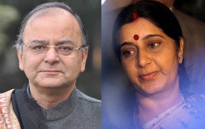 Jaitley, Sushma, Fernandes given Padma Vibhushan; see complete list of awardees