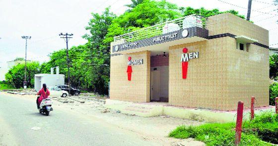 MC builds 24 new public toilets
