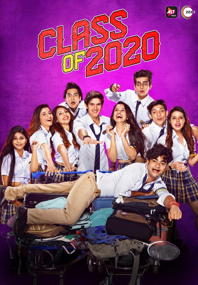 Class of 2020 Season 2 ALTBalaji Web Series